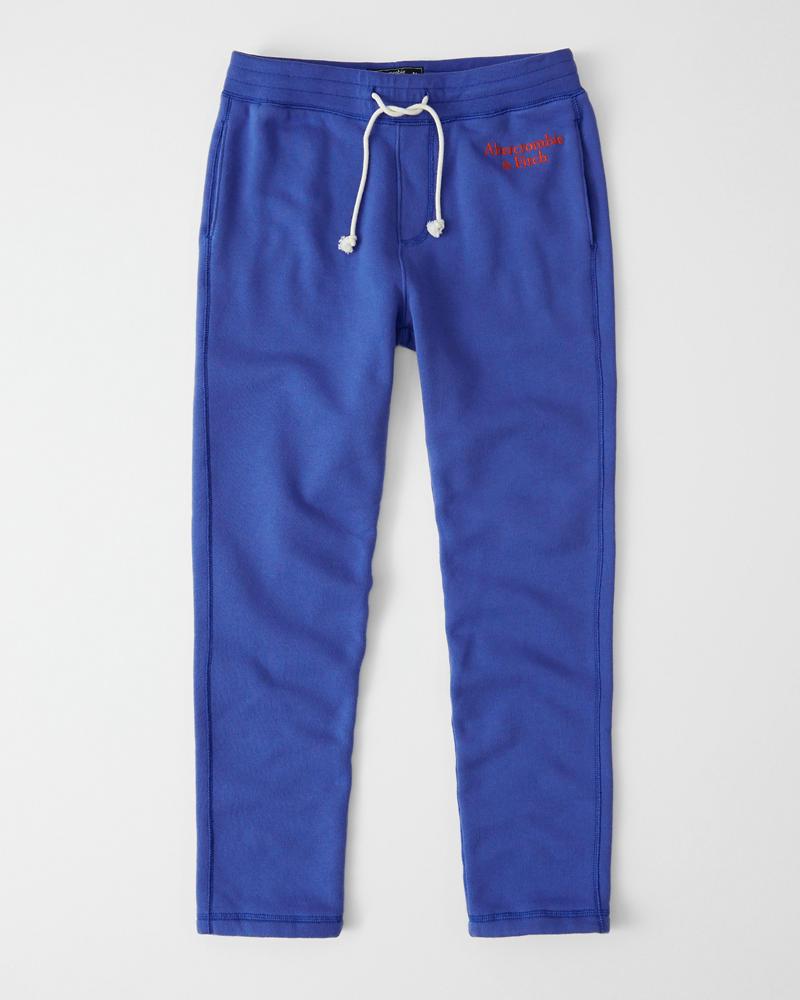 d4ac0316f Mens Embroidered Logo Classic Sweatpants