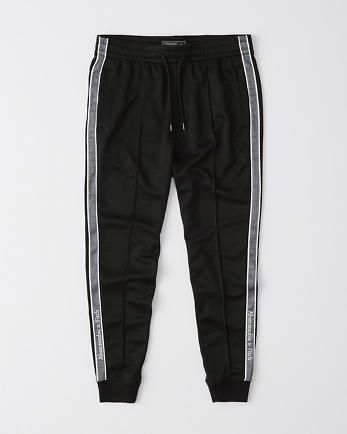 ANFLogo Tape Tricot Joggers