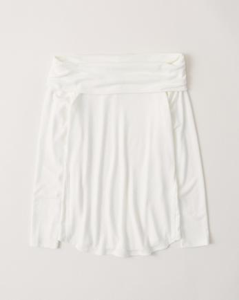 ANFCozy Off-The-Shoulder Top