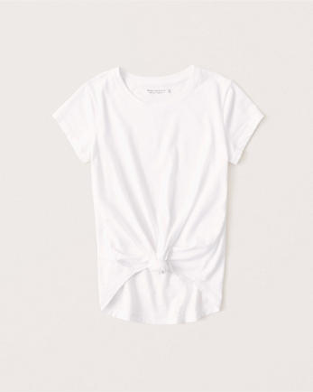 ANFKnotted Crew Tee