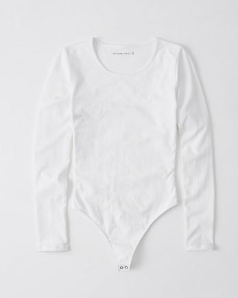 ANFLong-Sleeve Bodysuit