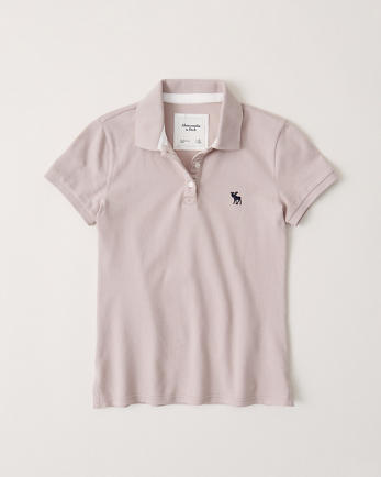 ANFShort-Sleeve Icon Polo