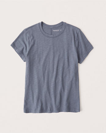 ANFShort-Sleeve Relaxed Tee