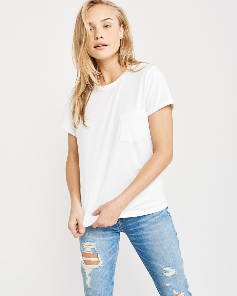 Short Sleeve Tee by Abercrombie & Fitch