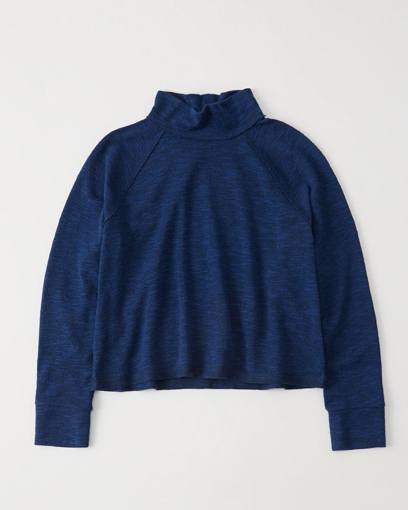 Sweater Knit Turtleneck by Abercrombie & Fitch