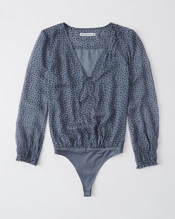 ANFBlousy Bodysuit