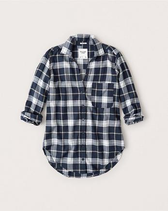 ANFButton-Up Shirt