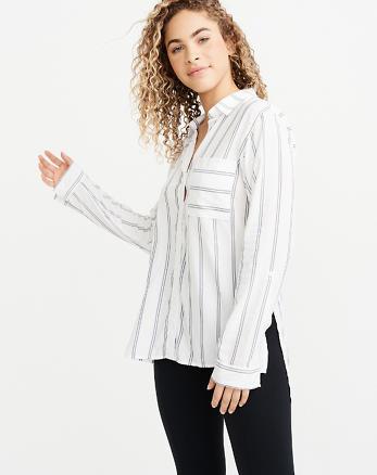 4b2c3d6c1c9a Hemden und Blusen für Damen   Sale   Abercrombie   Fitch