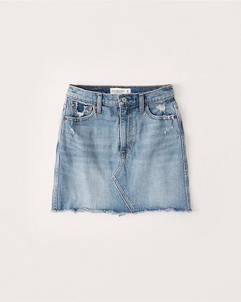 ANFDenim Mini Skirt