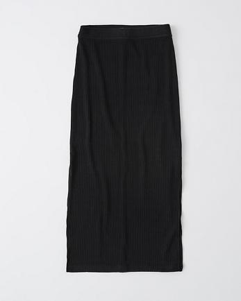 ANFKnit Midi Skirt