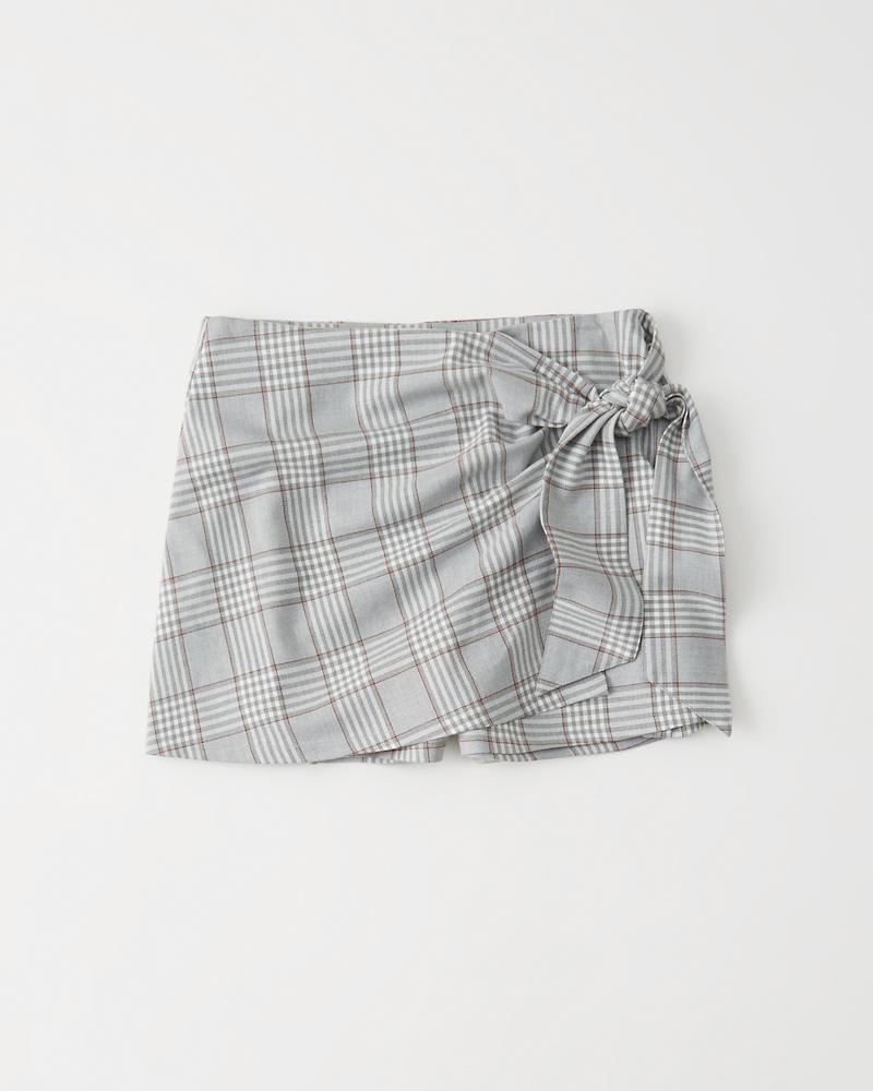 79110a55b Mujer Falda pantalón con diseño masculino | Mujer Liquidación ...