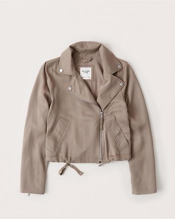 ANFThe Drapey Moto Jacket