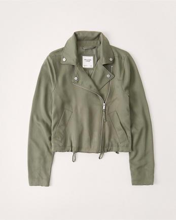 ANFDrapey Moto Jacket