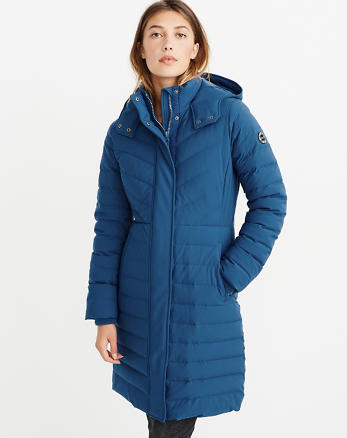 bd8075ad578 Womens Coats & Jackets | Sale | Abercrombie & Fitch