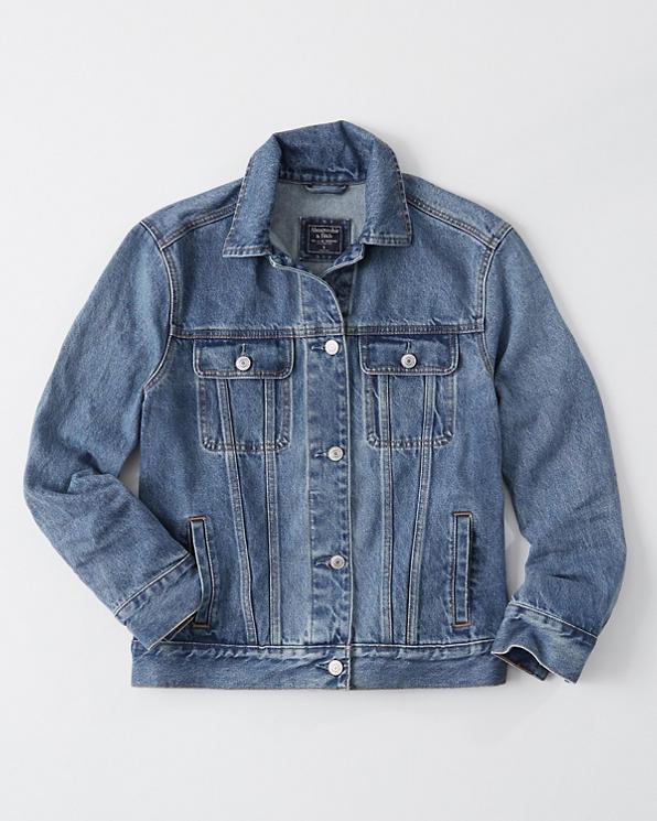 newest ed13d e77b0 Donna Giacca di jeans oversize | Donna Giacche & cappotti ...