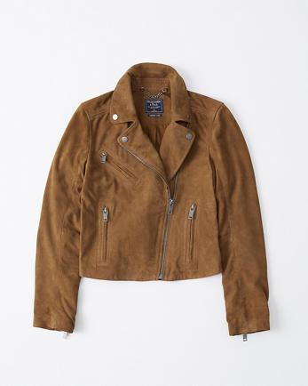 ANFSuede Biker Jacket