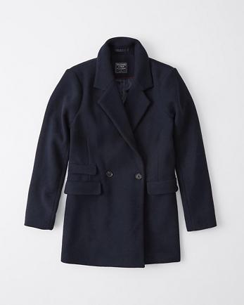 ANFWool Blazer Coat