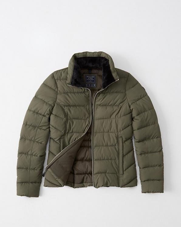 Womens Packable Puffer Coat | Womens |