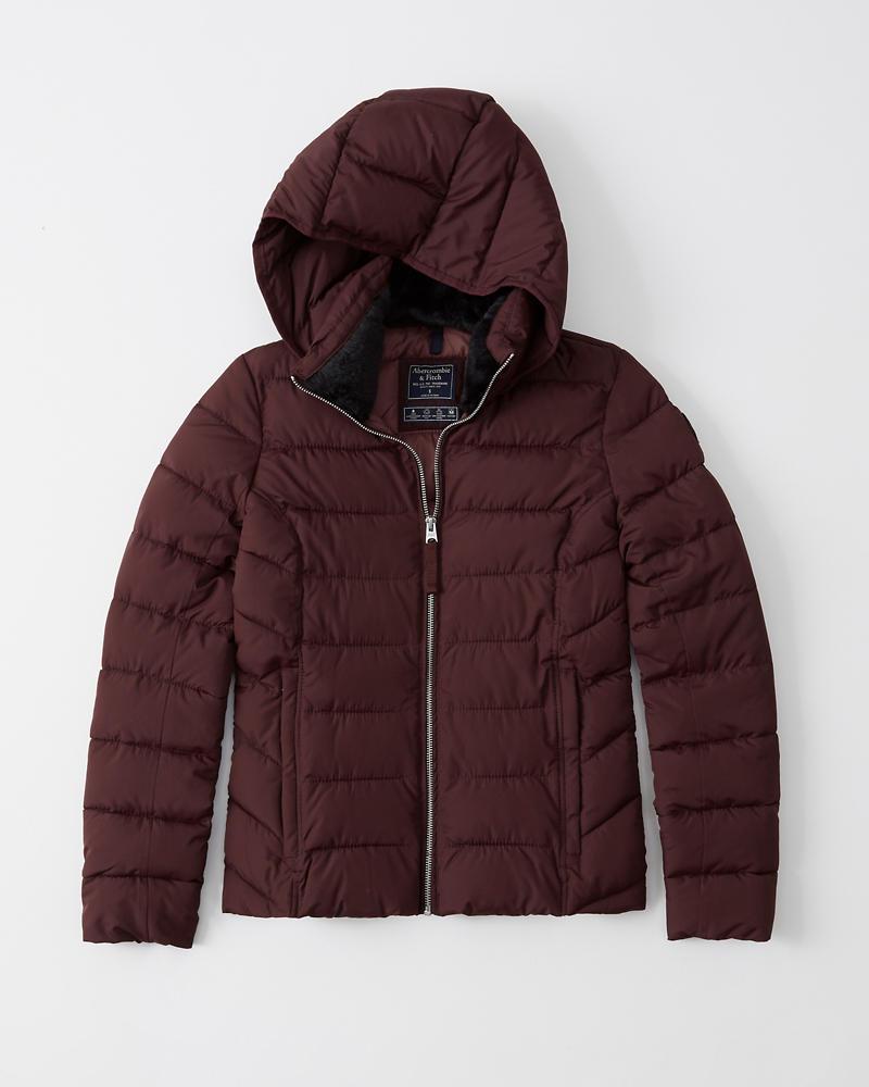 96e35e96c Womens Packable Puffer Coat | Womens Jackets & Coats | Abercrombie.com