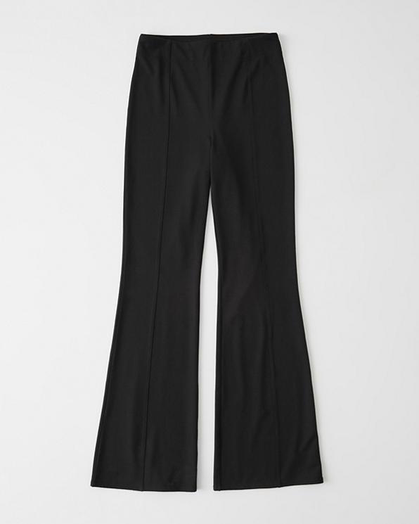 61053b9224dad Womens Flare Yoga Pants   Womens Clearance   Abercrombie.com