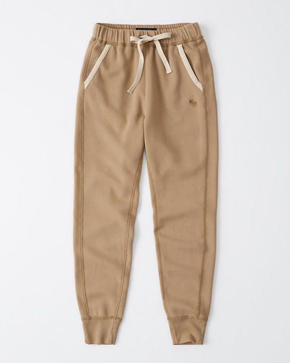 big collection sale retailer price reduced Womens High-Rise Icon Joggers | Womens softAF | Abercrombie.com