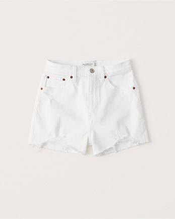 ANFCurve Love High Rise Mom Shorts