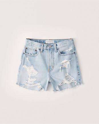 ANFCurve Love Mid Rise Boyfriend Shorts