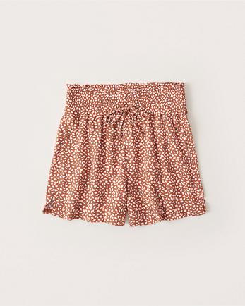 ANFDrapey Pull-On Shorts