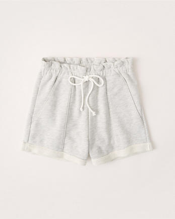 ANFKnit Paperbag Shorts