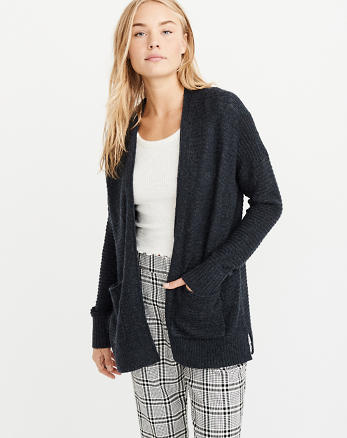 Womens Cardigan Sweaters Abercrombie Fitch