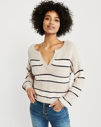 1c430bddc3f Womens Sweaters & V-Neck Sweaters | Abercrombie & Fitch