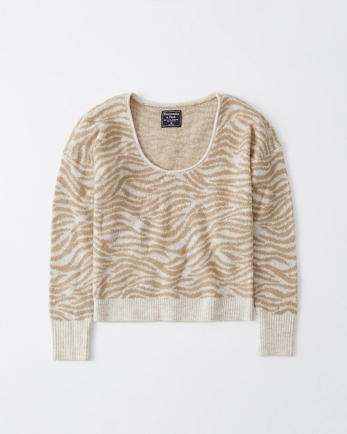 ANFScoopneck Sweater