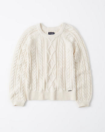 ANFCable Crew Sweater