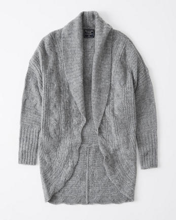 ANFCable Cocoon Cardigan
