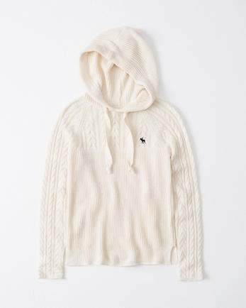 ANFIcon Cable Hoodie