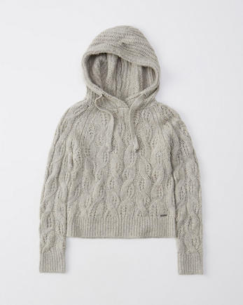 ANFCable Knit Hoodie