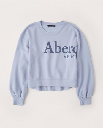 ANFHigh-Low Crew Sweatshirt