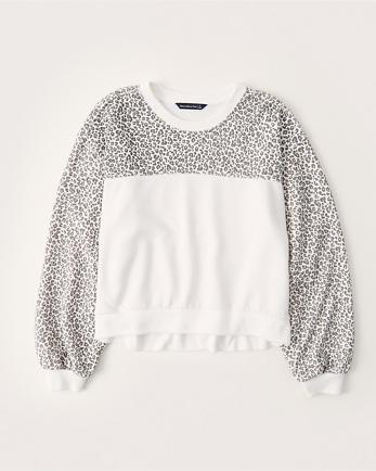 ANFCrewneck Sweatshirt
