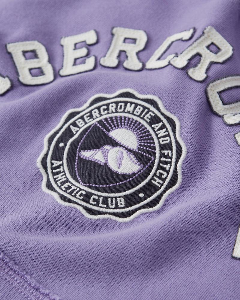 Femme Sweat à capuche et logo appliqué | Femme Réductions