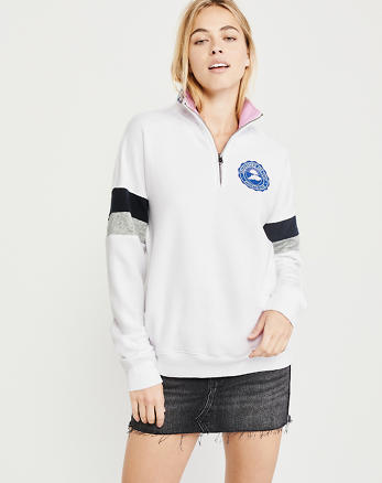 76ad4566b Womens Hoodies & Womens Sweatshirts | Abercrombie & Fitch