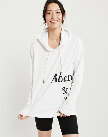 94429db927 Womens Pullover Hoodies | Abercrombie & Fitch
