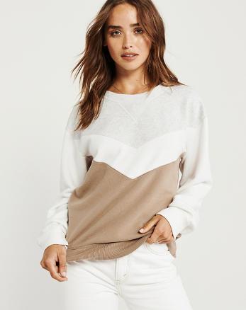 aa942f9d Womens Hoodies & Womens Sweatshirts | Abercrombie & Fitch