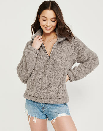 69b78f14112 Womens Pullover Hoodies | Abercrombie & Fitch