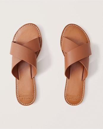 ANFCross Strap Slides