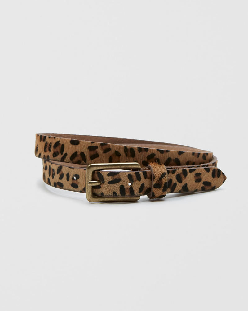 9784805941 Womens Skinny Leather Belt   Womens Accessories   Abercrombie.com