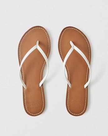 b34f70d191098 Womens Sandals & Flats | Abercrombie & Fitch
