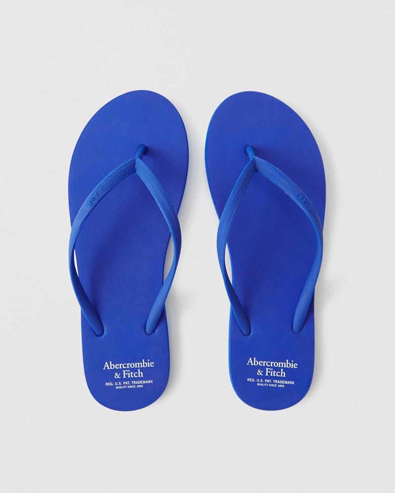 821b51d14bc64b Womens Rubber Flip Flops