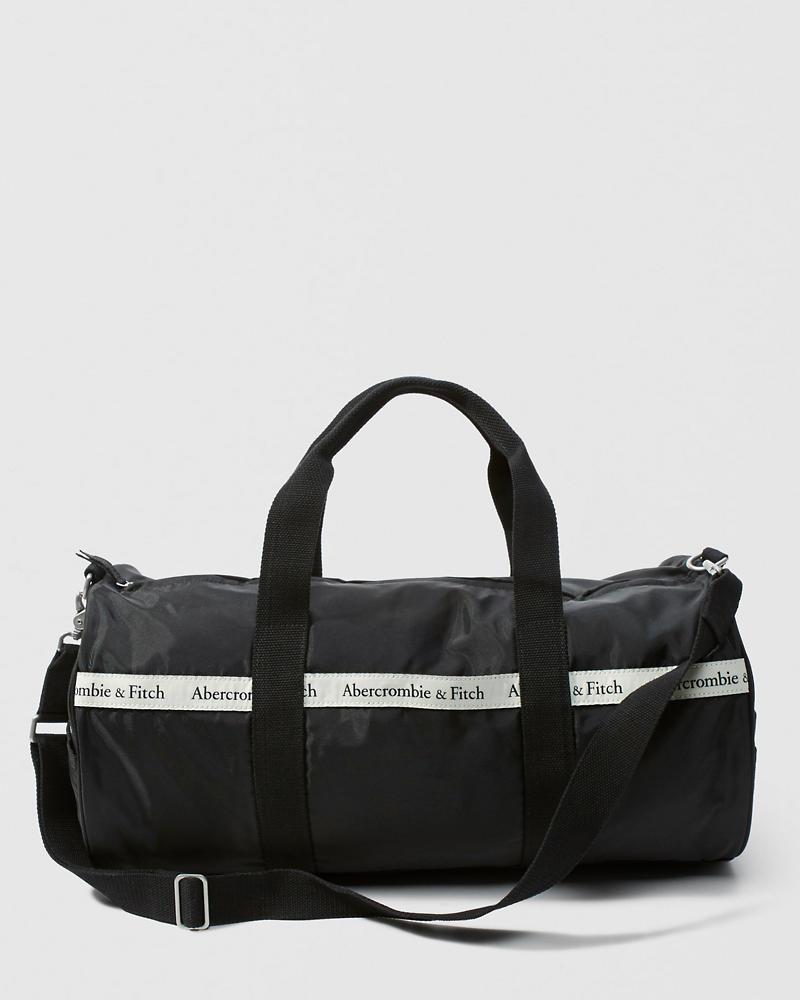 Nylon Weekender Duffle Bag