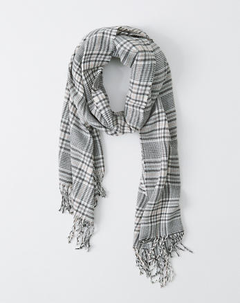 d06c84f03446c Womens Scarves | Abercrombie & Fitch