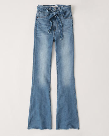 ANFUltra High Rise Flare Jeans